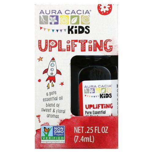 Aura Cacia, Kids, Uplifting, 0.25 fl oz (7.4 ml)