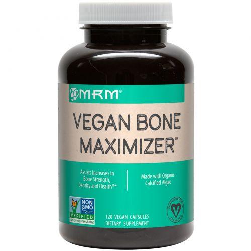 MRM, Веганский максимизатор для костей, 120 вегетарианских капсул