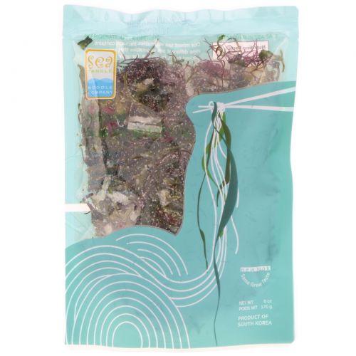 Sea Tangle Noodle Company, Смесь морских растений, 6 унций (170 г)