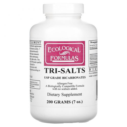 Cardiovascular Research Ltd., Tri-Salts, 200 г