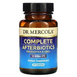 Dr. Mercola, Complete Afterbiotics, 18 Billion CFU, 30 Capsules