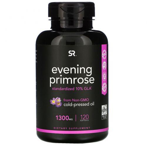 Sports Research, Ослинник, 1300 мг, 120 мягких желатиновых капсул с жидкостью