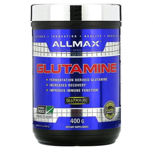 ALLMAX Nutrition, Glutamine, 14.1 oz (400 g)