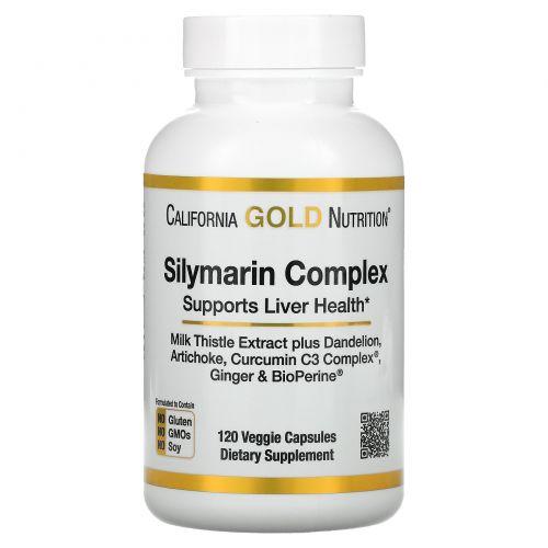 Силимарин now foods (экстракт расторопши). Silymarin: состав.