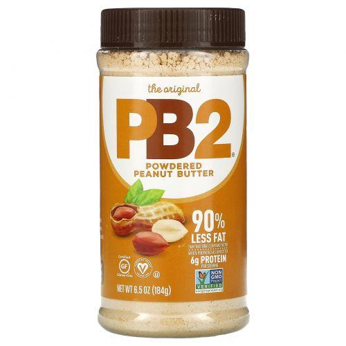 Bell Plantation, PB2, Арахисовое масло в порошке, 6,5 унций (184 г)