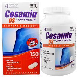 Nutramax, Cosamin DS для здоровья суставов, 150 капсул