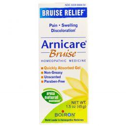 Boiron, Арникэр, средство лечения синяков, без ароматизаторов, 1,5 унции (45 г)