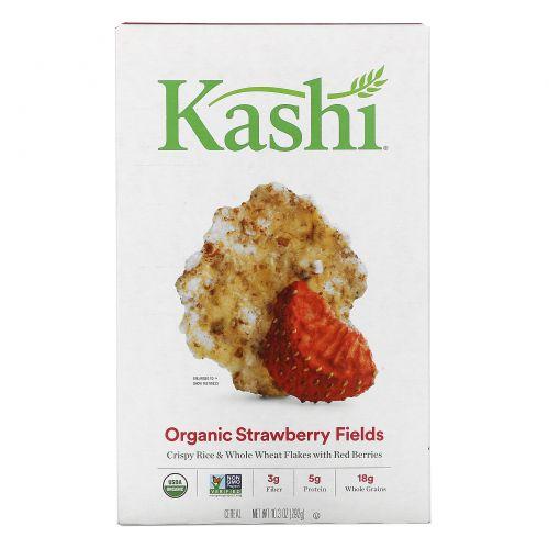 "Kashi, ""Земляничные поля"" от Kashi, 10.3 унций (292 г)"