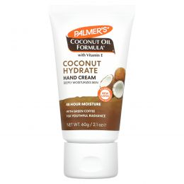 Palmer's, Кокосовое масло, Крем для рук, 2,1 унции (60 г)