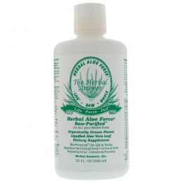 Herbal Answers, Inc, Алоэ Herbal Aloe Force, 33,8 жидких унции (1 литр)