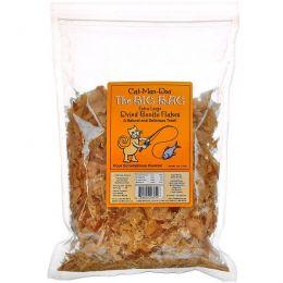 Cat-Man-Doo, The Big Bag, экстра большая упаковка сухих хлопьев со вкусом бонито для котов, 4 унции