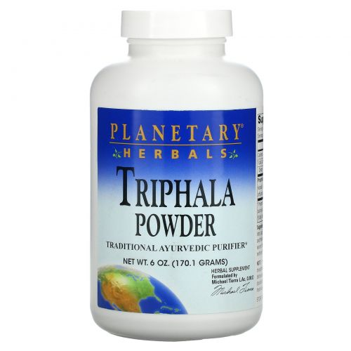 Planetary Herbals, Трифала, 6 унций (170,1 г)
