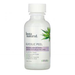 InstaNatural, Glycolic Peel, 1 fl oz (30 ml)