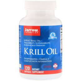 Jarrow Formulas, Krill Oil, 120 Softgels