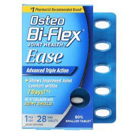 Osteo Bi-Flex, Osteo Bi-Flex, легкость, коллагеновая формула UC-II, 28 минитаблеток