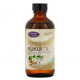 Life Flo Health, Чистое масло кукуи для ухода за кожей, 118.3 мл