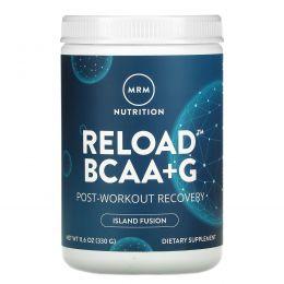 MRM, Спортивная добавка BCAA+G для быстрого восстановления после тренировок, 11.6 унций (330 г)
