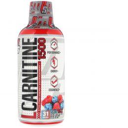 ProSupps, L-Carnitine, Blue Razz, 16 fl oz (473 ml)L-Carnitine 1500, Blue Razz, 16 fl oz (473 ml)
