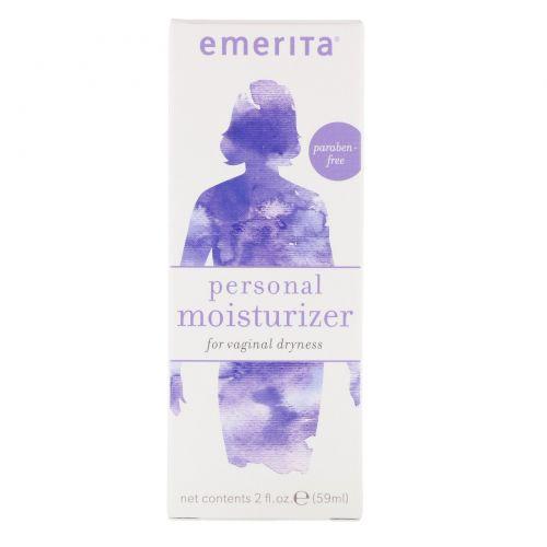 Emerita, Emerita, Личное увлажнение для женщин, 2 ж. унций (59 мл)