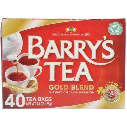 Barry's Tea, Золотая смесь, 40 чайных пакетиков