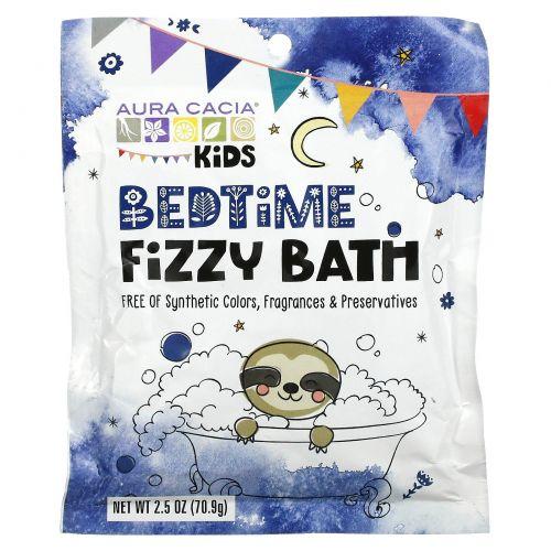 Aura Cacia, Kids, Bedtime Fizzy Bath, 2.5 oz (70.9 g)