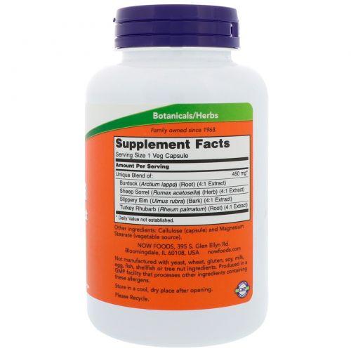 Now Foods, Травяной экстракт оджибве, 450 мг, 180 капсул на растительной основе