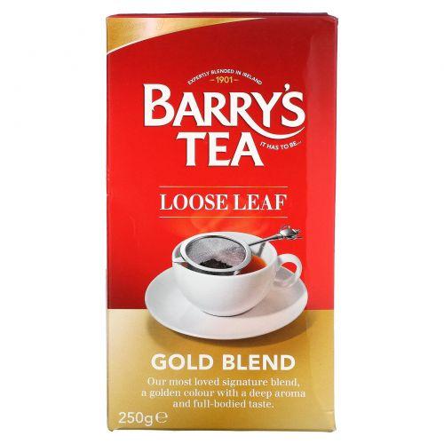 Barry's Tea, Gold Blend, Loose Leaf Tea, 250 g