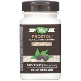Nature's Way, Prostol, 120 капсул