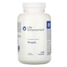 Life Enhancement, Propel, 240 капсул