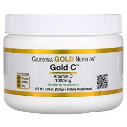 California Gold Nutrition, Gold C, 8.81 oz (250 g)