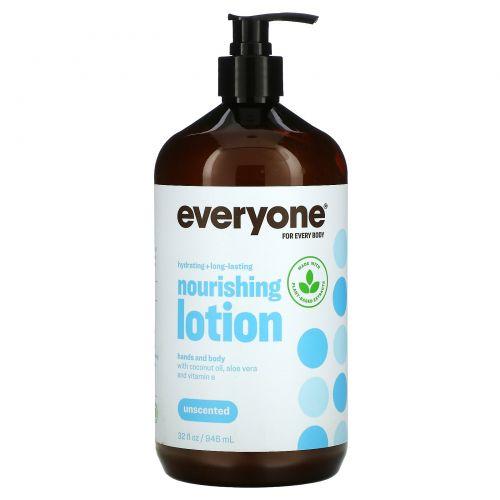 EO Products, Лосьон Everyone для всех и каждого, без запаха (960 мл)