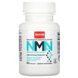 Jarrow Formulas, NMN, Nicotinamide Mononucleotide, 60 Tablets
