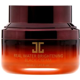 Jayjun Cosmetic, Real Water Brightening Black Cream, 1.69 fl oz (50 ml)