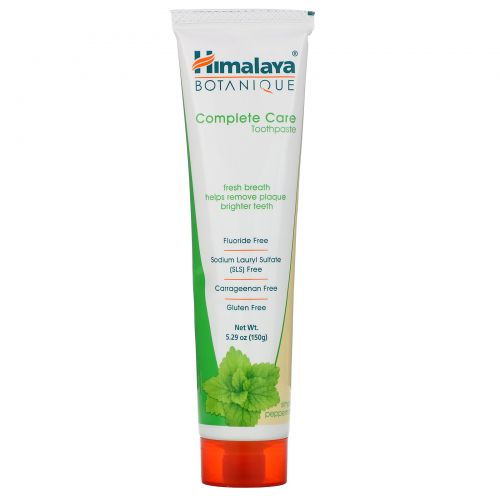 Himalaya, Зубная паста Complete Care, Simply Peppermint, 5,29 oz (150 г)