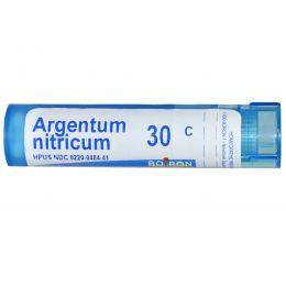 Boiron, Single Remedies, Аргентум нитрикум, 30 С, прибл. 80 гранул