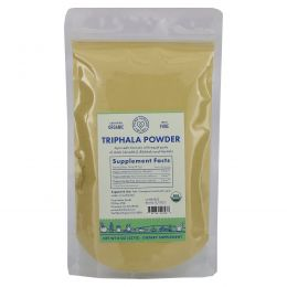 Pure Indian Foods, Organic Triphala Powder, 8 oz (227 g)