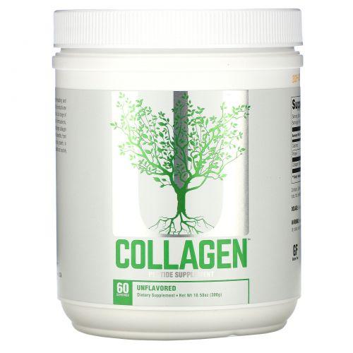Universal Nutrition, Коллаген, без вкуса, 10,6 унций (300 г)