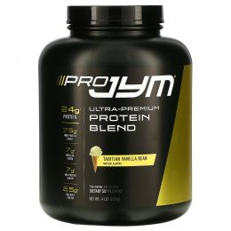 JYM Supplement Science, Ultra-Premium Protein Blend, Tahitian Vanilla Bean, 4 lb (1828 g)