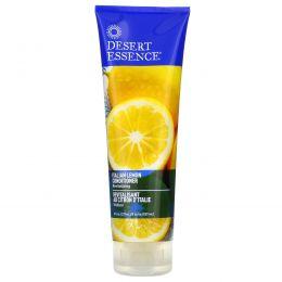 Desert Essence, Кондиционер из итальянского лимона, восстанавливающий, 8 жидких унций (237 мл)