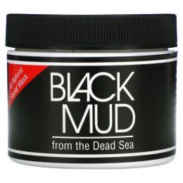 Sea Minerals, Натуральная маска для лица с черной глиной , 3 унции