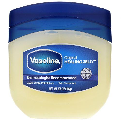 Vaseline, 100%-й чистый вазелин, оригинальный, 3.75 унции (160 г)