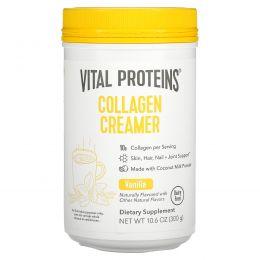 Vital Proteins, Vital Proteins, Collagen Creamer, Vanilla, 10.6 oz (305 g)