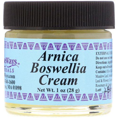 WiseWays Herbals, LLC, Крем