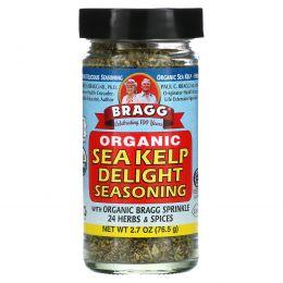 Bragg, Органическая приправа из морской капусты, 2.7 унций (76.5 г)
