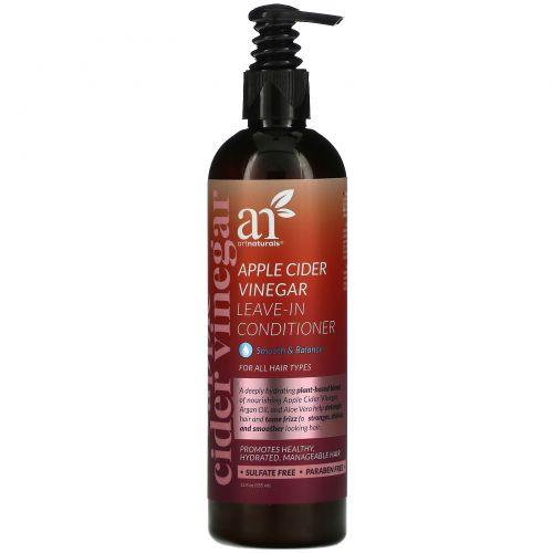Artnaturals, Apple Cider Vinegar Leave-In Conditioner, 12 fl oz (355 ml)