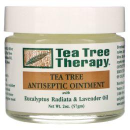 Tea Tree Therapy, Антисептическая мазь из чайного дерева, 57 г