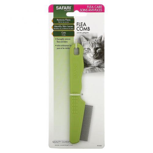 Safari, Flea Comb for Cats, 1 Comb