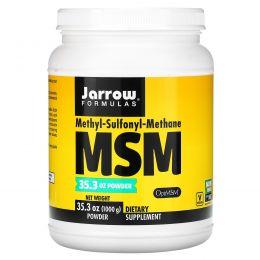 Jarrow Formulas, MSM (Метил сульфонил метан) в порошке, 35,3 унции (1000 г)