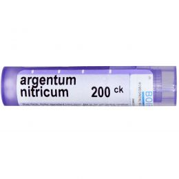 Boiron, Single Remedies, Аргентум нитрикум, 200 СК, 80 гранул