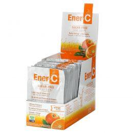 Ener-C, Vitamin C, Multivitamin Drink Mix, Surgar Free, Orange, 1,000 mg, 30 Packets, 0.2 oz (5.46 g) Each